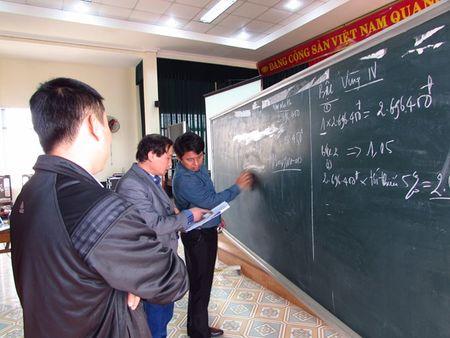 LDLD tinh Thanh Hoa: Tap huan ve van de tien luong - Anh 1