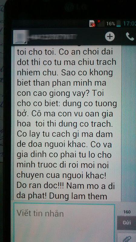 TT-Hue: Pho Cong an huyen bi 'to' quan he ngoai luong khien mot thon nu mang bau - Anh 2