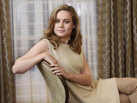 Brie Larson: My nhan moi cua tuong vang Oscar - Anh 1