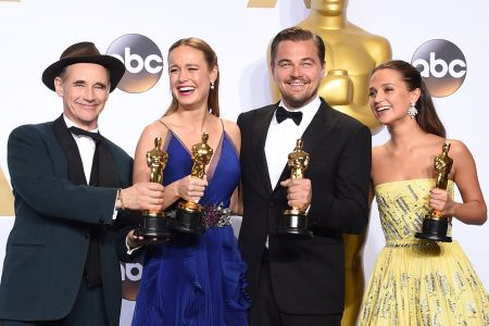 Brie Larson: My nhan moi cua tuong vang Oscar - Anh 2