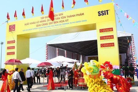 HSG xuat khau 20,000 tan ton thanh pham sang My - Anh 1