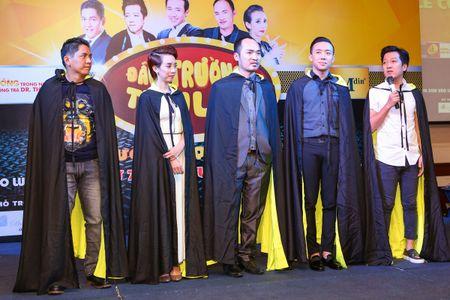 Tran Thanh boi roi khi bi hoi ve Hari Won - Anh 1