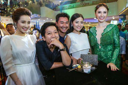 Truong Giang - Nha Phuong tinh tu ra mat phim - Anh 2