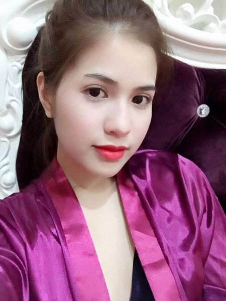 Chan dung vo hotgirl cua Viet Anh 'chay an' - Anh 3