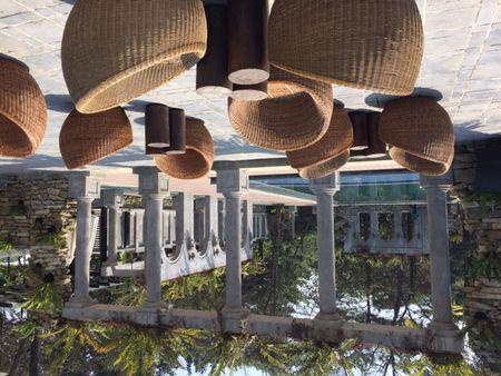 Resort khung 'moc' trong Vuon Quoc gia Ba Vi nhu the nao? - Anh 1