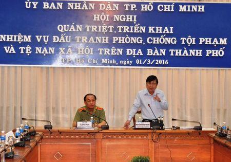 Ban cach chong toi pham theo su chi dao cua Bi thu Thang - Anh 1