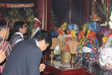 Ky niem 110 nam ngay sinh co Thu tuong Pham Van Dong - Anh 5