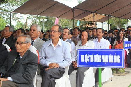 Ky niem 110 nam ngay sinh co Thu tuong Pham Van Dong - Anh 6