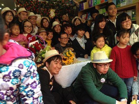 Nguyen Nhat Anh: Song duoc bang nghe van la hanh phuc rat lon - Anh 2