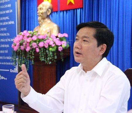 Bi thu Thang:Dang la cuoc song cua dan khong phai ly tuong xa voi - Anh 1
