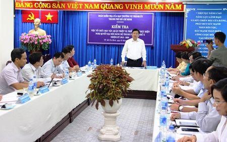 Bi thu Thang:Dang la cuoc song cua dan khong phai ly tuong xa voi - Anh 2