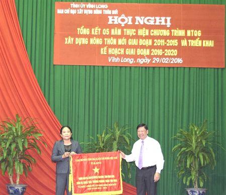Vinh Long: Huy dong duoc 3.400 ti dong - Anh 1