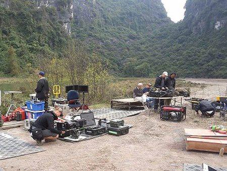 Hoan cay lua, 300 nong dan Ninh Binh hao hung 'casting' phim Kong: Skull Island - Anh 3