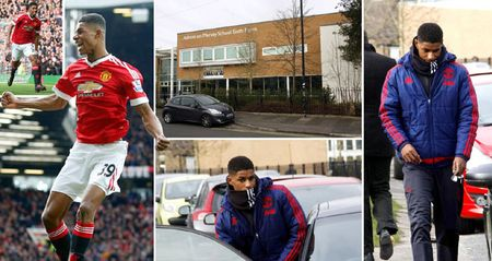 'Co ghi 10 ban vao luoi Arsenal, Rashford van cap sach toi truong' - Anh 1