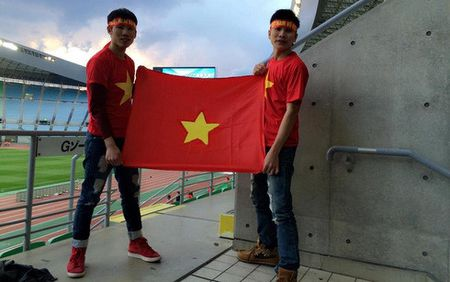 CDV Viet Nam den san tiep lua cho DT nu Viet Nam tai Nhat Ban - Anh 1
