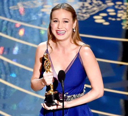 Chang duong chinh phuc tuong Oscar cua Leonardo DiCaprio - Brie Larson - Anh 4