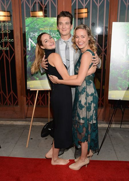 Truoc khi gianh tuong vang Oscar, Brie Larson tung theo ca hat - Anh 11