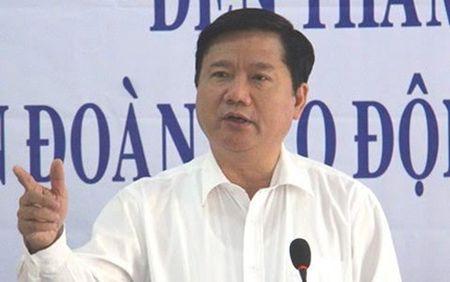 Bi thu Dinh La Thang: Cong doan can de phong chu doanh nghiep bo tron - Anh 1