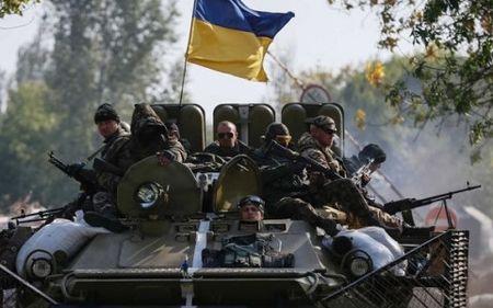 Nga - Ukraine to cao lan nhau vi pham thoa thuan Minsk - Anh 1
