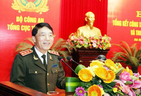 Thu truong Bo Cong an Tran Viet Tan nghi huu tu 1/3 - Anh 1