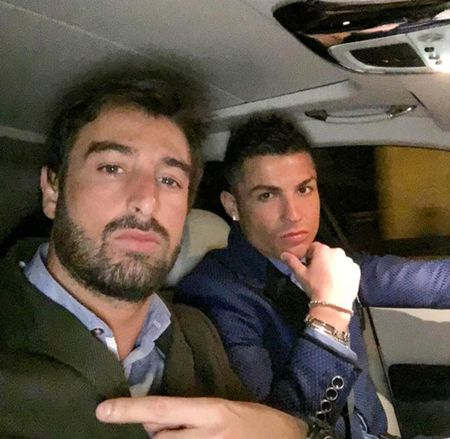 Ronaldo cap ke nguoi dep Maroc truoc khi chia tay Irina Shayk? - Anh 4