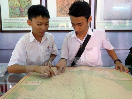 Trieu Nguyen lien tuc thuc thi chu quyen bien, dao quoc gia - Anh 1