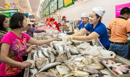 Tu duong day nong Bo Cong thuong: Ho tro tieu thu hon 8,2 nghin tan ca - Anh 1