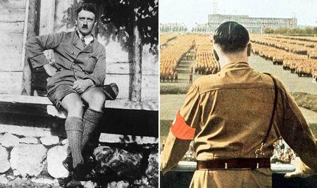 Duc: Ban dau gia quan va tat cua trum phat xit Hitler - Anh 1