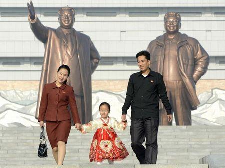 Nhung guong mat hon nhien cua tre em Trieu Tien - Anh 11
