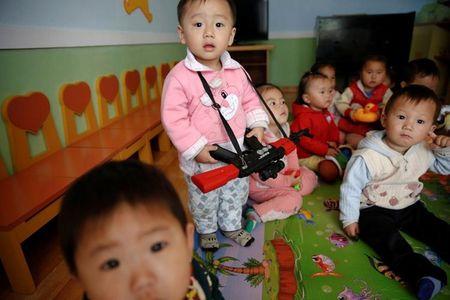 Nhung guong mat hon nhien cua tre em Trieu Tien - Anh 4