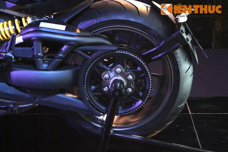 Can canh moto dep nhat The gioi Ducati XDiavel tai Ha Noi - Anh 11
