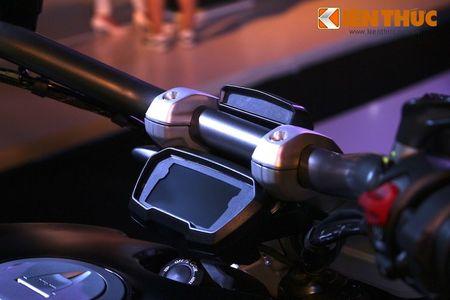 Can canh moto dep nhat The gioi Ducati XDiavel tai Ha Noi - Anh 7