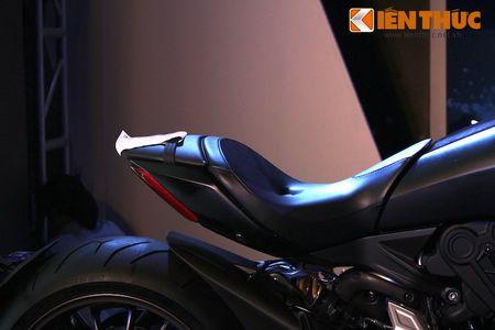 Can canh moto dep nhat The gioi Ducati XDiavel tai Ha Noi - Anh 9