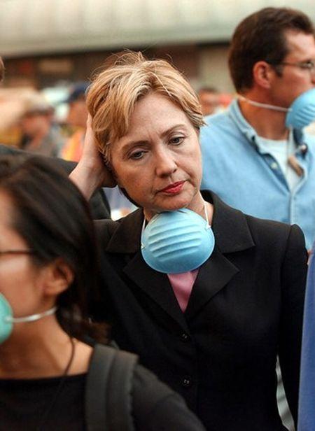 15 buc anh an tuong ve ba Hillary Clinton - Anh 10