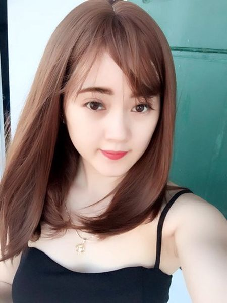 Hot girl ban tra da di xe hop o Thai Nguyen gay sot - Anh 10