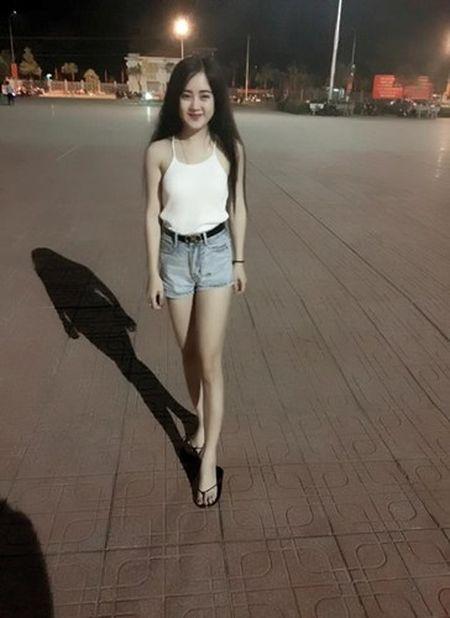 Hot girl ban tra da di xe hop o Thai Nguyen gay sot - Anh 6