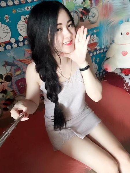 Hot girl ban tra da di xe hop o Thai Nguyen gay sot - Anh 9