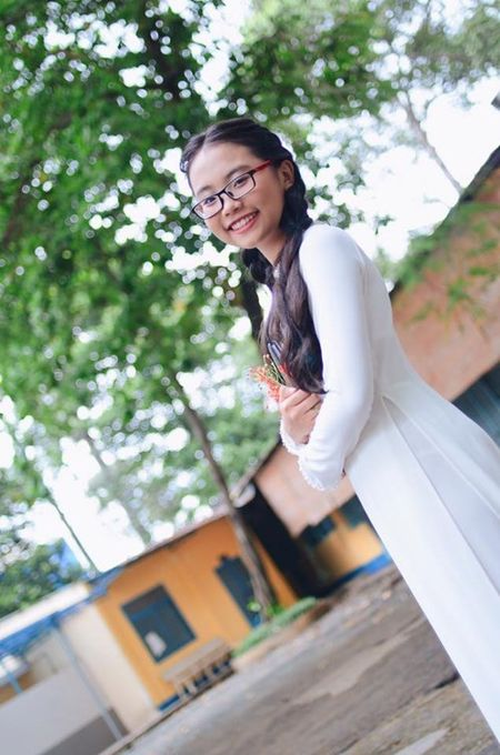 Phuong My Chi khoe thanh tich hoc tap dang ne - Anh 6