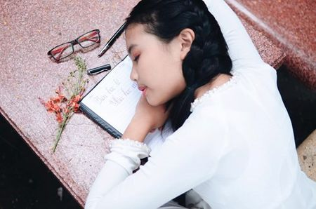 Phuong My Chi khoe thanh tich hoc tap dang ne - Anh 7