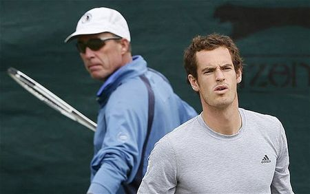 Chinh thuc: Murray tai hop voi Ivan Lendl - Anh 1