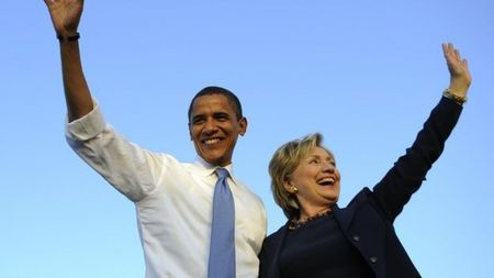 Nhung su kien quoc te noi bat tuan qua (6-12/6): Ong Obama ung ho ba Hilary Clinton - Anh 1