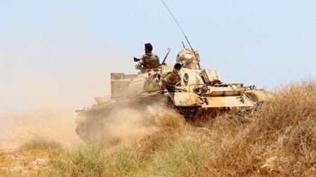 Libya chiem cang thanh tri cua IS - Anh 1