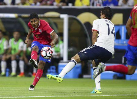 Copa America: Thua tham Costa Rica, Colombia mat ngoi dau bang - Anh 1