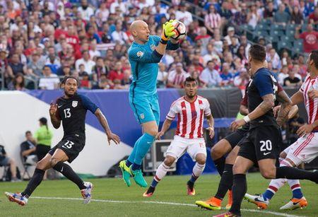Copa America: Thua tham Costa Rica, Colombia mat ngoi dau bang - Anh 5