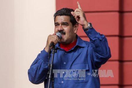 Tong thong Venezuela bac kha nang trung cau dan y nam nay - Anh 1