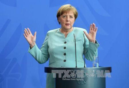 Thu tuong Merkel toi Bac Kinh du tham van Chinh phu Trung-Duc - Anh 1