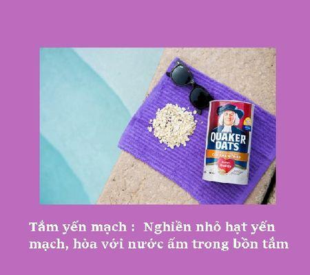 "14 meo tri chay nang ""mot phat an ngay"" moi co gai can biet - Anh 4"