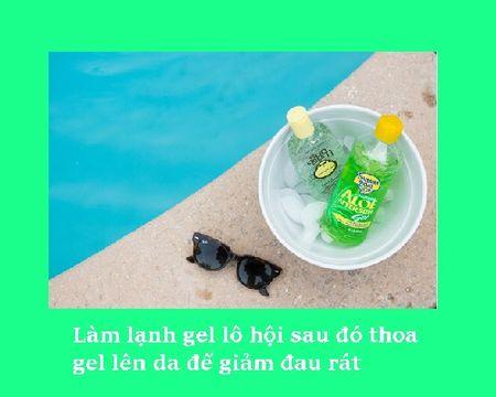 "14 meo tri chay nang ""mot phat an ngay"" moi co gai can biet - Anh 8"