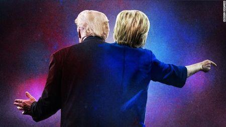 Hillary Clinton va Donald Trump: Tuy hai ma mot? - Anh 1
