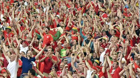 """Cuoc chien"" tren san co Euro 2016 qua anh - Anh 9"